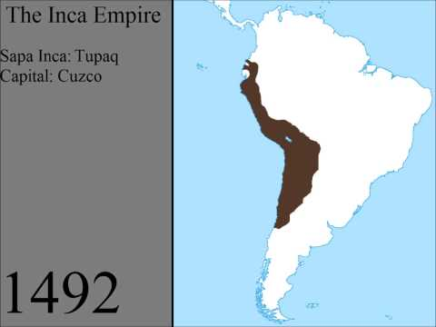 The Rise and Fall of the Inca Empire
