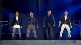Westlife - What About Now (Live 2012) 4K Ultra HD