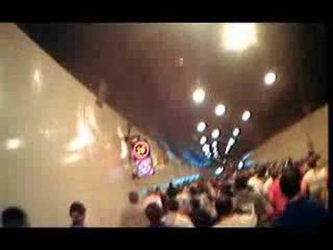 Dublin Port Tunnel Run