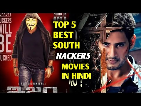 Top 5 Best South Hackers Movies In Hindi _ South Movie Info