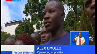 Busia Governor Oojamong released on bail