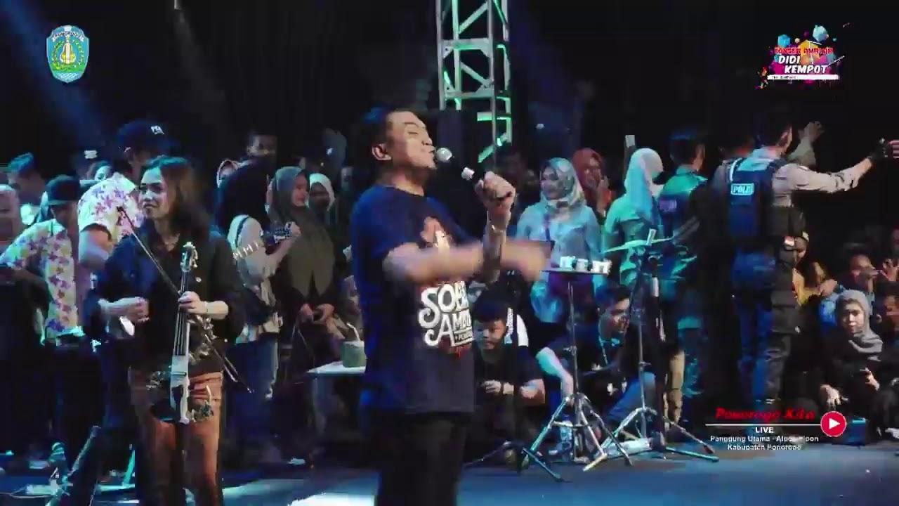 Tabligh Akbar Konser Ambyar Bersama Gus Miftah Didi Kempot