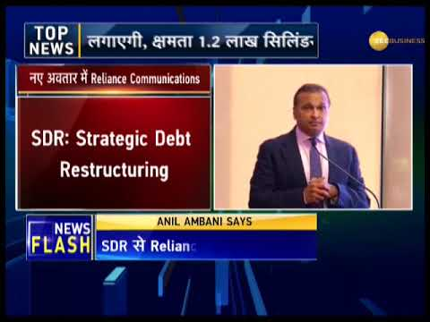 Anil Ambani announces debt revival plan for Reliance Communications, to reduce debt by 25,000 crore