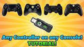 Connect ANY controller to Playstation 4 - YouTube