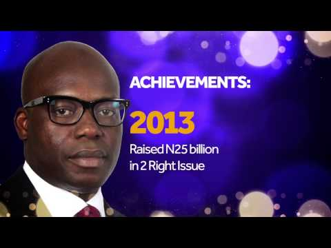 Oil Council Africa Assembly - African Executive of the Year 2015 - Achievement Reel