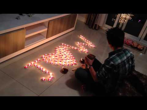 Clip chuẩn bị Valentine của cặp đôi đồng tính nữ Tăng Ái Linh và Phạm Thị Thanh Phương