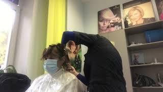 женскаястрижка каскад Женская стрижка Каскад на вьющиеся волосы Не довольная клиентка