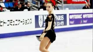 "Adelina Sotnikova SP "" Photo Movie"" ・Capriccio Espagno / Rimsky-Ko..."