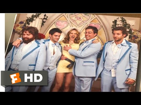 The Hangover (2009) - You Got Married! Scene (5/10) | Movieclips