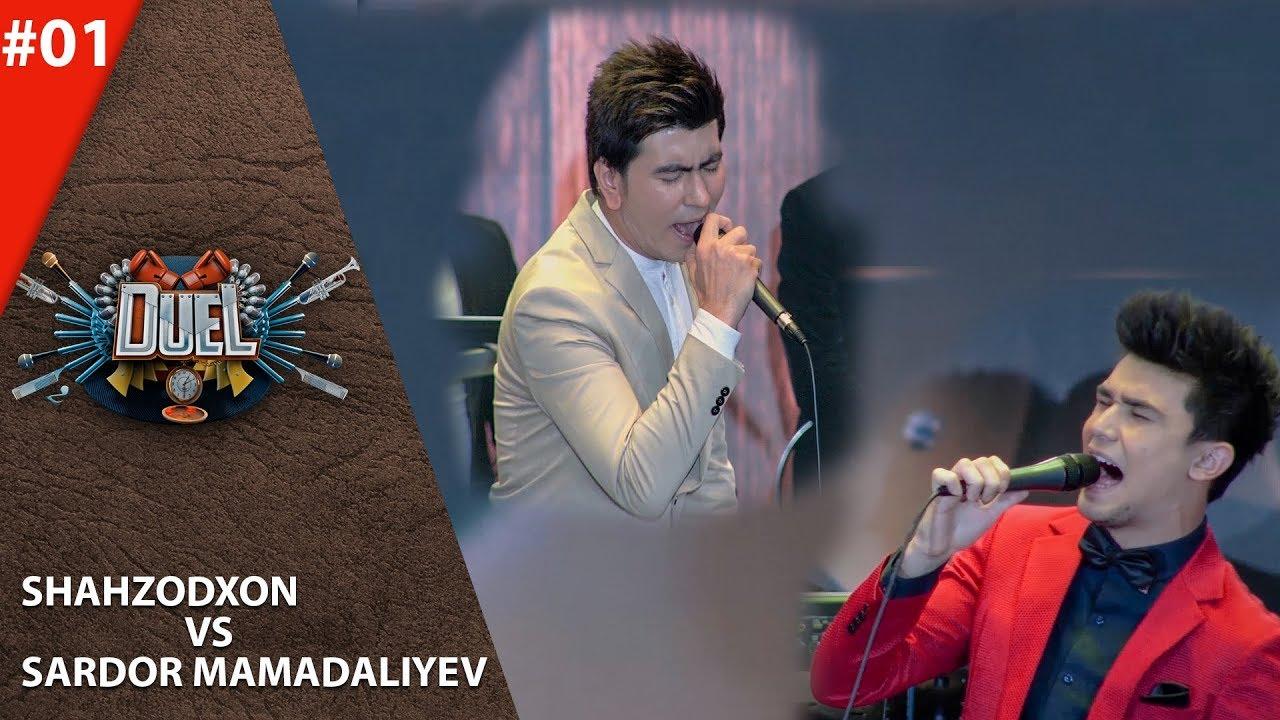 Duel 1-son (Shahzodxon va Sardor Mamadaliyev)