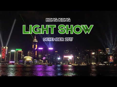 Hong Kong Light Show (New Edition)