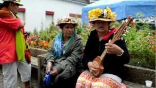 Uke tahitien - Été tahitien Queven 2012