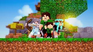 JOGANDO COM FÃS NO BEDWARS !! - Minecraft (Com Doritao)
