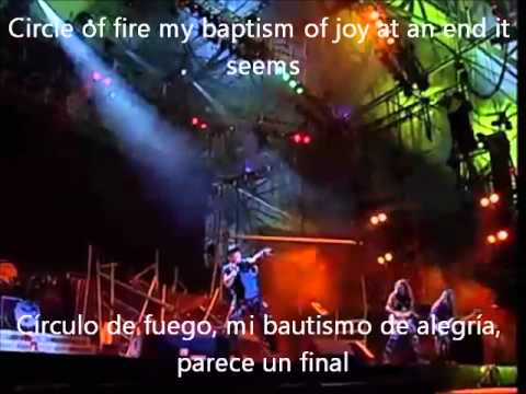 Iron Maiden - The Evil That Men Do (Subtitulos And Lyrics ...