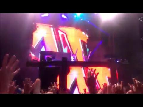 Dimitri Vegas & Like Mike + Wolfpack @ Caracas, Venezuela (Nov 2, 2013)