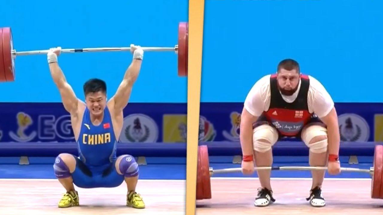2019 All World Weightlifting Records / Все мировые рекорды. Тяжелая атлетика