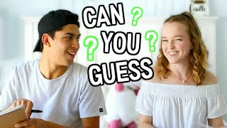 Guy Guesses Makeup Prices! thumbnail