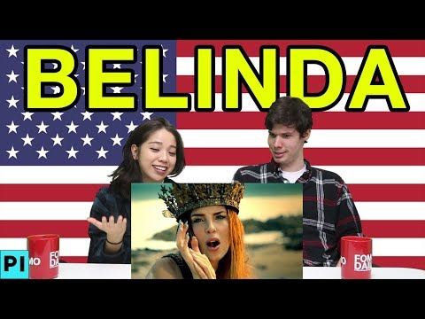 Americans React To Belinda