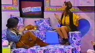 Girl Talk Part 3 - Sarah Michelle Gellar - 1989