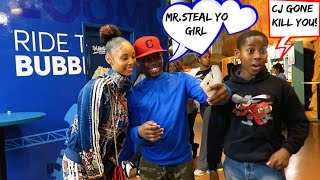 THEY TRIED TO STEAL MY GIRL!!! (IPHONE GIVEAWAY)