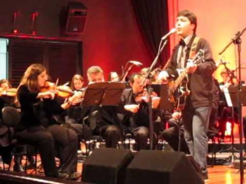 5- Concerto Unisc - THE BEATLES- Rock e Orquestra -14 Julho 2013