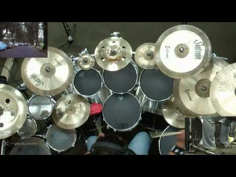 Hawaii Five-O Hawaii Five-0 Drum Cover by Myron Carlos