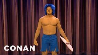Foreign Superheroes  - CONAN on TBS