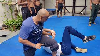 Military Self Defense and Ground Combat