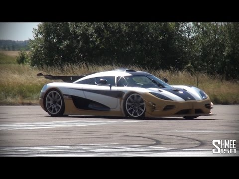 The BEST of KOENIGSEGG Sounds – One:1, Agera R, CCXR, CCR, CC8S