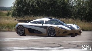 Download Video The BEST of KOENIGSEGG Sounds - One:1, Agera R, CCXR, CCR, CC8S MP3 3GP MP4