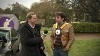 That Mitchell and Webb Look - Jetpack News Report Sketch