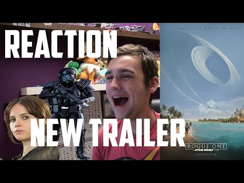 Rogue One: A Star Wars Story  2 REACTION!