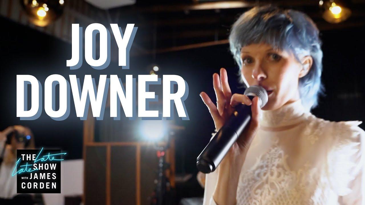 Joy Downer: Over & Out ft. Beck