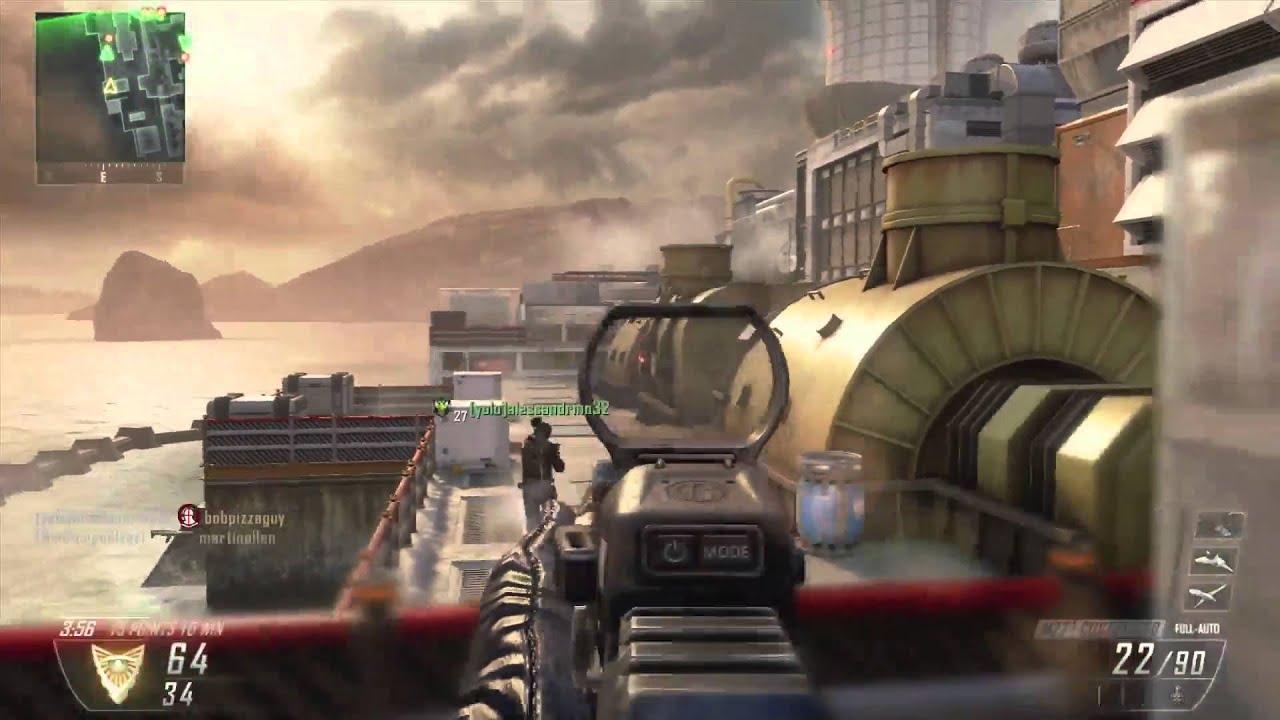 Wii U Black Ops 2 Zombies : Black ops wii u multiplayer zombies gameplay youtube