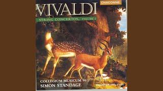 Concerto for Strings in G Minor, RV 152: II. Andante molto