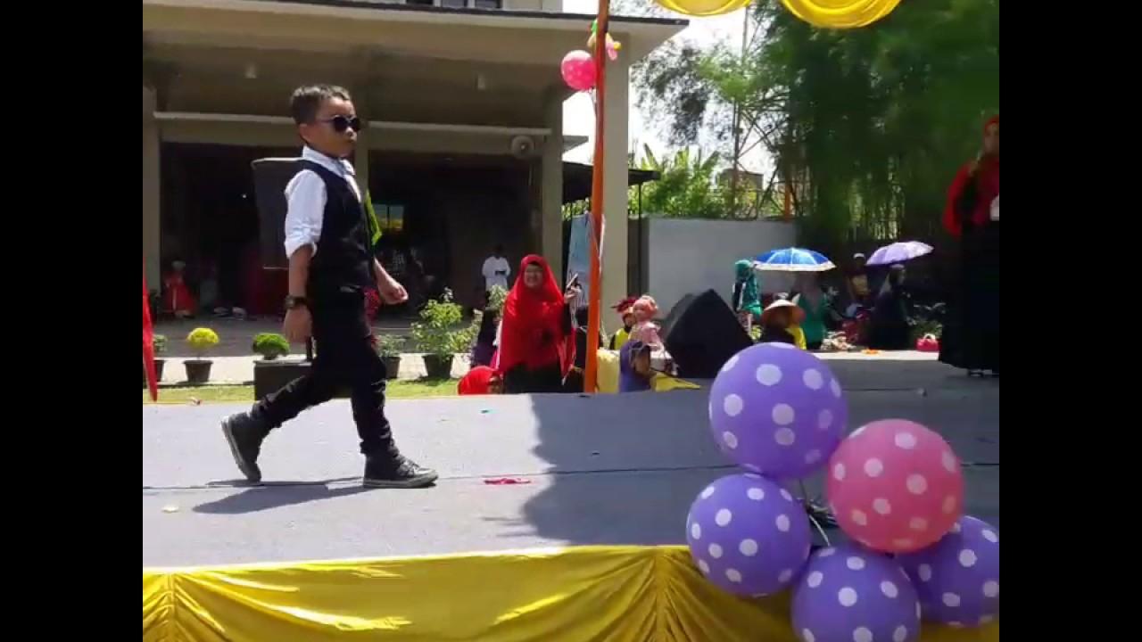 Fashion Show Anak Laki Laki