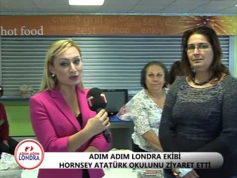 ADIM ADIM LONDRA FARKIYLA HORNSEY TURK OKULU 10.10.2015