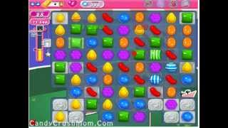 Candy Crush Level 398 Walkthrough Video & Cheats