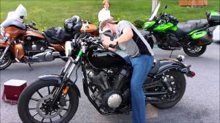 coast to coast motorcycle road trip part 1