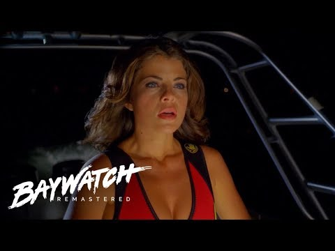 5 Dramatic Beach & Lifeguard Rescues On Baywatch! Baywatch Remastered