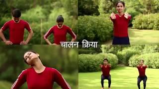 International Day of Yoga- 2018, Common Yoga Protocol DVD (H)