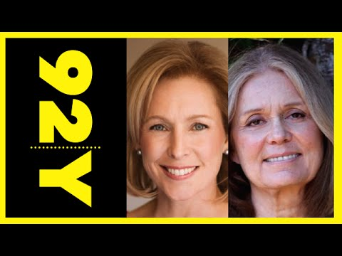 Senator Kirsten Gillibrand with Gloria Steinem: Off the Sidelines