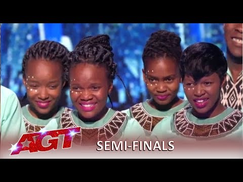 Ndlovu Youth Choir: Dance Group Do South Africa PROUD On The Big Stage! | America's Got Talent 2019 Mp3