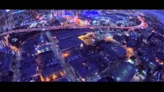 Los Angeles At Night in 4k (Ultra HD)