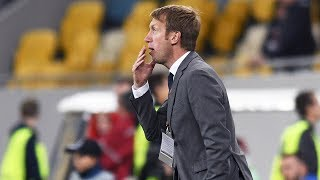 Who is Graham Potter? And who are Arsenal's opponents Ostersund?