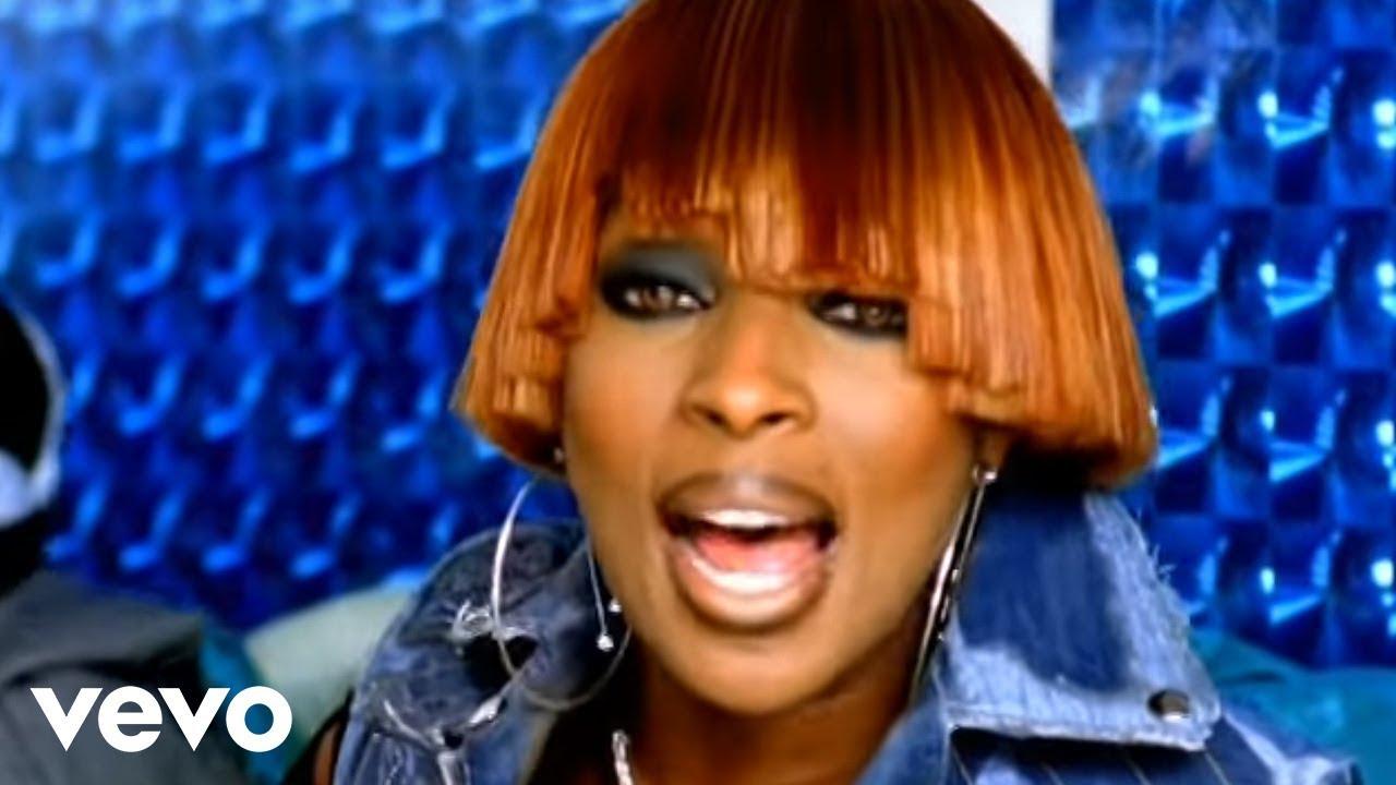 Mary J Blige Family Affair