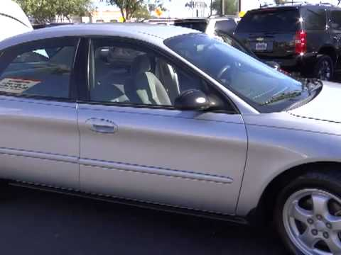 2006 Ford Taurus - SE Sedan 4D Phoenix AZ 00621141 - YouTube