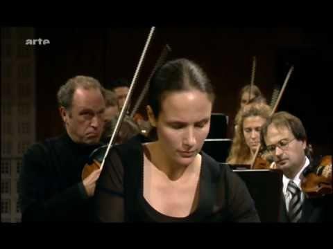 H. Grimaud 2/3 Rachmaninov piano concerto No.2 in C minor, op.18 [Adagio sostenuto]
