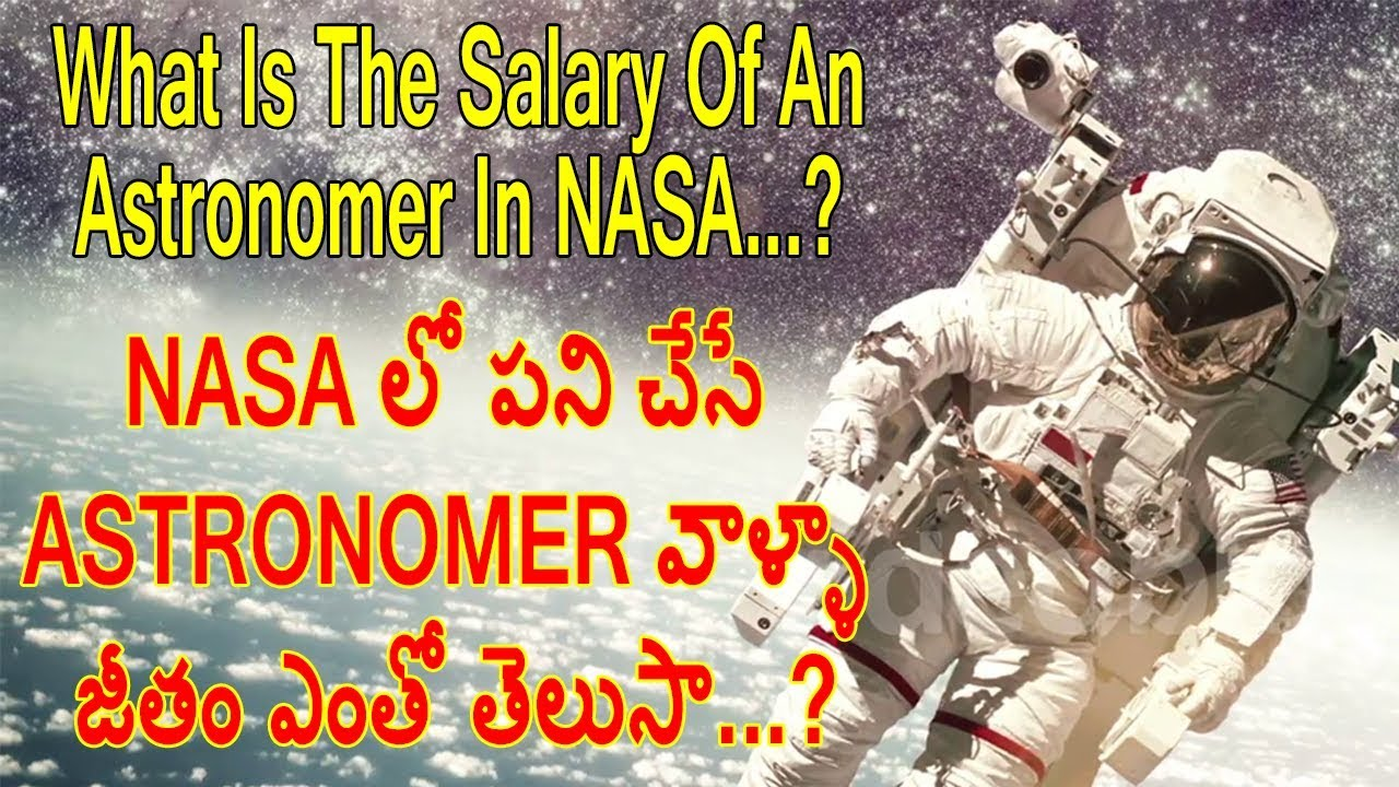 Nasa astronaut salary II What is the salary of an ...