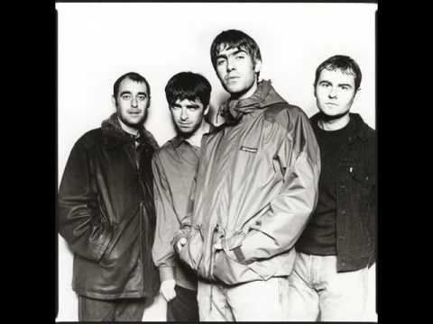 Oasis - Rockin' Chair (Live 1995) - YouTube Oasis Band 1995